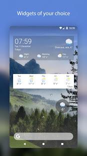 Weather Live Wallpapers v1.64 screenshots 7