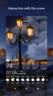 Weather Live Wallpapers v1.64 screenshots 8