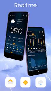 Weather forecast – Weather amp Weather radar v2.3.2 screenshots 2