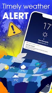 Weather forecast – Weather amp Weather radar v2.3.2 screenshots 5