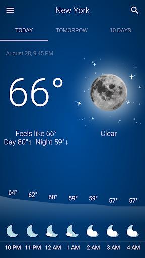 Weather v92 screenshots 2