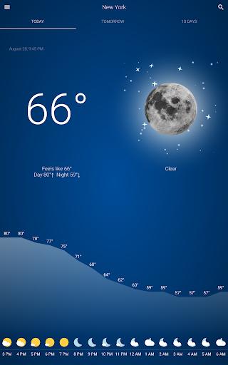 Weather v92 screenshots 5