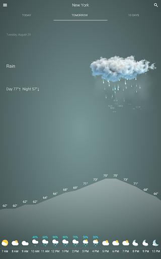 Weather v92 screenshots 6