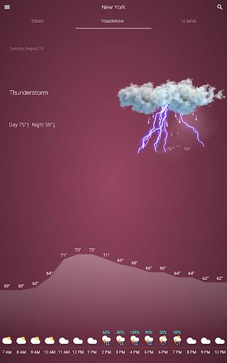 Weather v92 screenshots 9