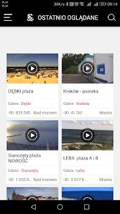 WebCamera.pl – live streaming v2.5.0 screenshots 2