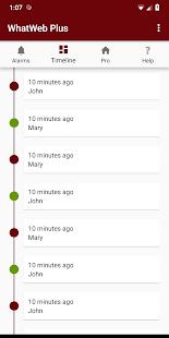 WhatWeb Plus – Online Tracker for WhatsApp v1.1.7 screenshots 3