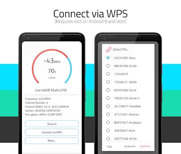 WiFi Warden – WiFi password sharing v3.3.4 screenshots 5