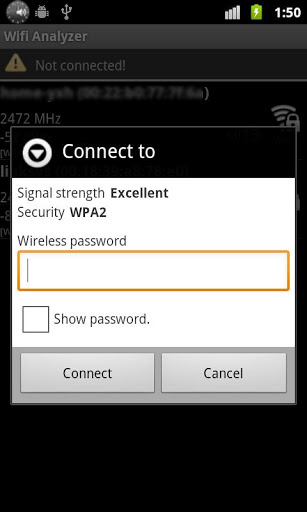 Wifi Connecter Library v2.0.3 screenshots 2