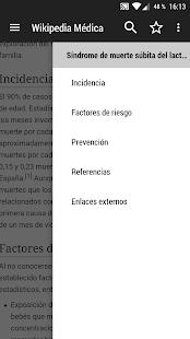 WikiMed – Wikipedia Mdica Offline v2020-01 screenshots 3