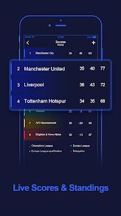 WinScore – free football live score. v1.1.3 screenshots 1