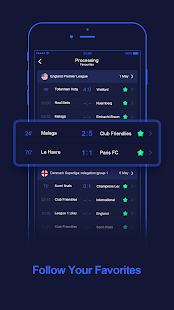 WinScore – free football live score. v1.1.3 screenshots 3