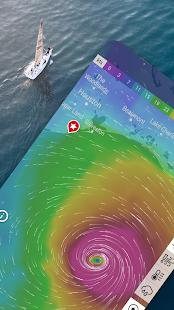 Windfinder Wind forecast Weather Tides amp Waves v3.19.0 screenshots 2