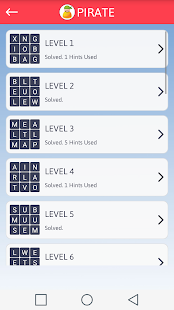 Word Puzzle – Word Games Offline v1.8 screenshots 5