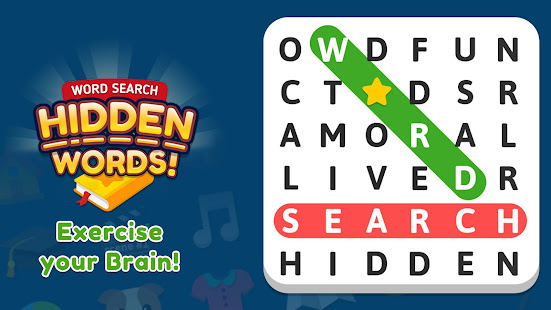 Word Search Hidden Words v21.0520.09 screenshots 1