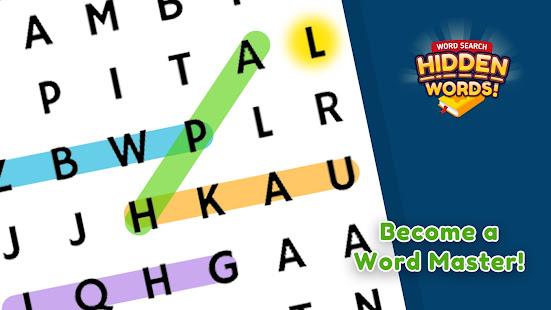 Word Search Hidden Words v21.0520.09 screenshots 19