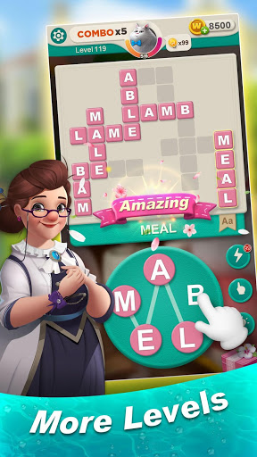 Word Villas – Fun puzzle game v2.15.0 screenshots 16