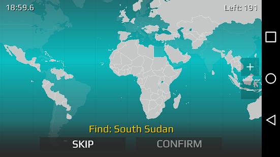 World Map Quiz v2.19.1 screenshots 16