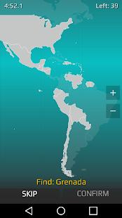 World Map Quiz v2.19.1 screenshots 2