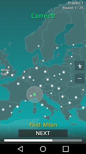 World Map Quiz v2.19.1 screenshots 7