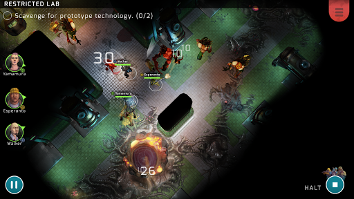 Xenowerk Tactics v1.2.9 screenshots 6