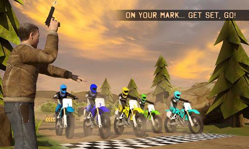 Xtreme Dirt Bike Racing Off-road Motorcycle Games v1.35 screenshots 1