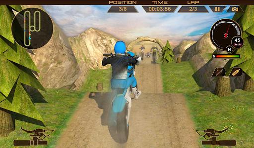 Xtreme Dirt Bike Racing Off-road Motorcycle Games v1.35 screenshots 13