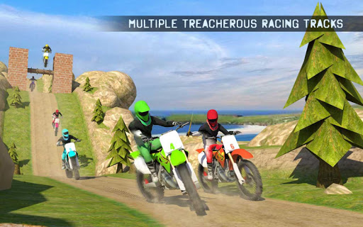 Xtreme Dirt Bike Racing Off-road Motorcycle Games v1.35 screenshots 17