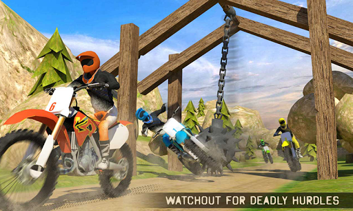 Xtreme Dirt Bike Racing Off-road Motorcycle Games v1.35 screenshots 2