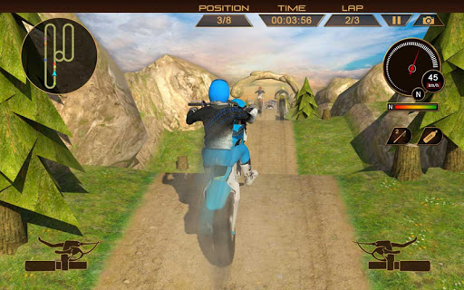 Xtreme Dirt Bike Racing Off-road Motorcycle Games v1.35 screenshots 20