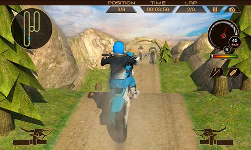 Xtreme Dirt Bike Racing Off-road Motorcycle Games v1.35 screenshots 6