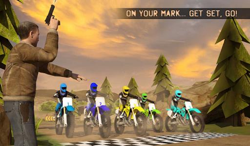 Xtreme Dirt Bike Racing Off-road Motorcycle Games v1.35 screenshots 8