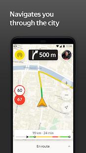 Yandex Pro TaximeterDriver job in taxi for ride v9.87 screenshots 3