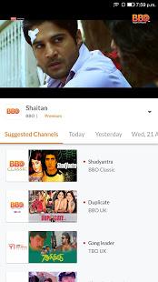 YuppTV – LiveTV Movies Music IPL Live Cricket v7.9.3 screenshots 3