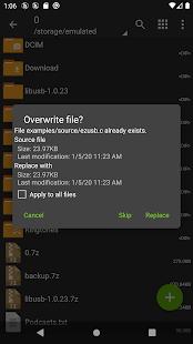 ZArchiver v0.9.5.8 screenshots 3