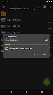 ZArchiver v0.9.5.8 screenshots 5