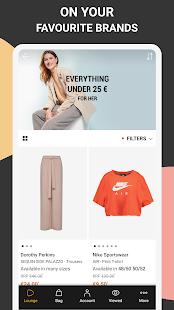 Zalando Lounge – Shopping Club v1.11.37 screenshots 2