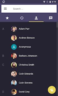 Zoiper IAX SIP VOIP Softphone v2.17.8 screenshots 1