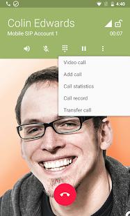 Zoiper IAX SIP VOIP Softphone v2.17.8 screenshots 3