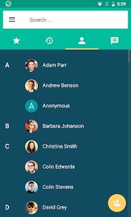 Zoiper IAX SIP VOIP Softphone v2.17.8 screenshots 4