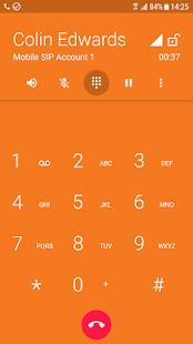 Zoiper IAX SIP VOIP Softphone v2.17.8 screenshots 6