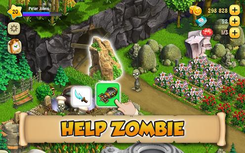 Zombie Castaways v4.32.2 screenshots 17