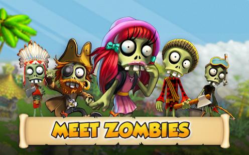 Zombie Castaways v4.32.2 screenshots 5