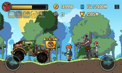 Zombie Road Racing v1.1.2 screenshots 1