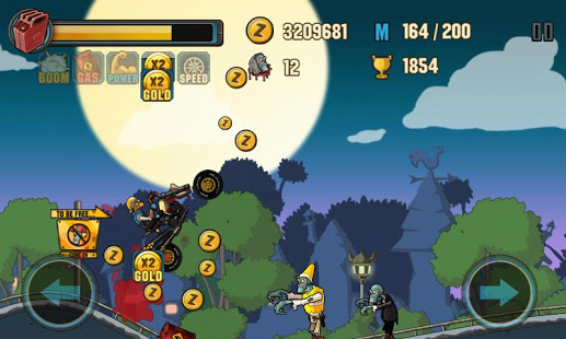 Zombie Road Racing v1.1.2 screenshots 5