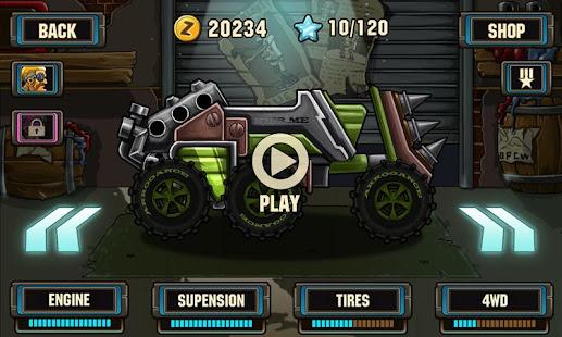 Zombie Road Racing v1.1.2 screenshots 9