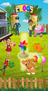 Zoo For Preschool Kids 3-9 – Animals Sounds v2.3.8 screenshots 1