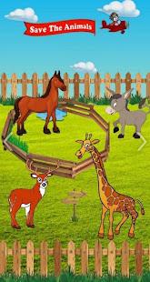 Zoo For Preschool Kids 3-9 – Animals Sounds v2.3.8 screenshots 4
