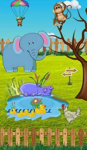 Zoo For Preschool Kids 3-9 – Animals Sounds v2.3.8 screenshots 5