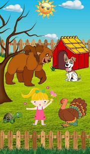 Zoo For Preschool Kids 3-9 – Animals Sounds v2.3.8 screenshots 6