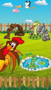 Zoo For Preschool Kids 3-9 – Animals Sounds v2.3.8 screenshots 7